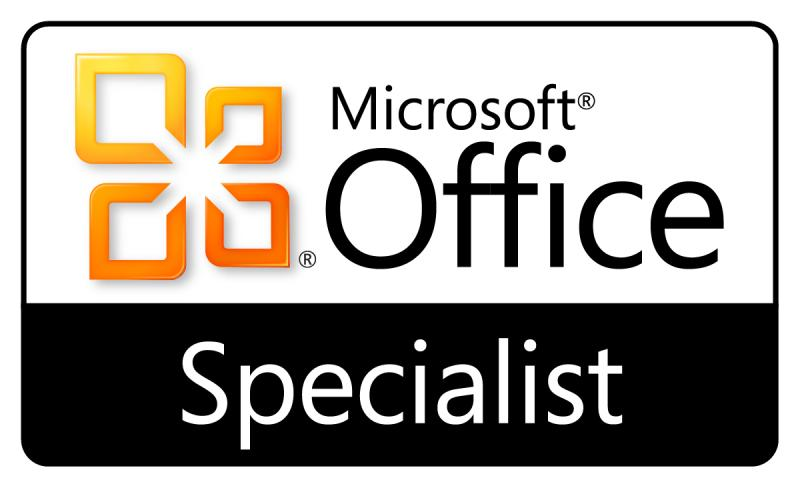 Microsoft Office Specialist Course Learning And Testing Center
